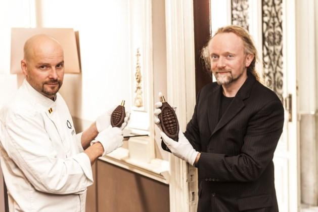 Hasselts chocoladehuis en geurkunstenaar stellen eetbaar chocoladeparfum voor