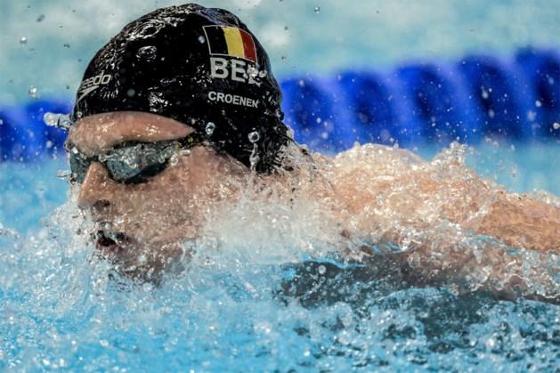 Louis Croenen start olympische campagne