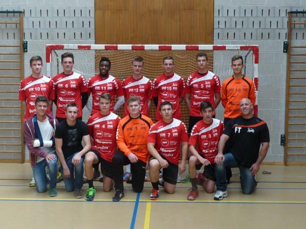 Verslag VHV - competitie kadetten (J18) Sporting Nelo-Elita Lebbeke-Brasschaat