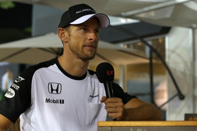 Jenson Button kondigt afscheid van Formule 1 aan, kans voor Vandoorne?