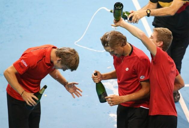 België stijgt naar 4e plaats op wereldranglijst en is reekshoofd in 2016