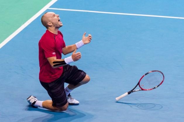 Organisator spreekt van recordaantal toeschouwers tijdens Davis Cup
