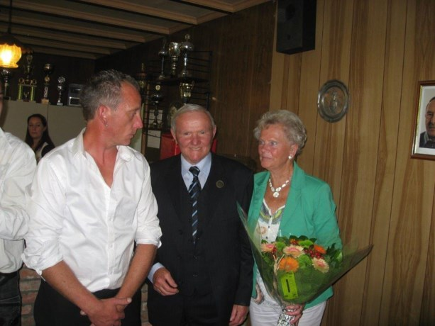 Breese Beugelclub viert feest