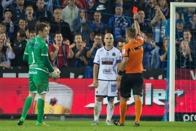 Waasland-Beveren mist Milos Maric tegen derdeklasser Dender