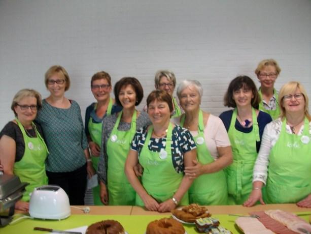 KVLV Alken centrum organiseert ontbijt met bubbels