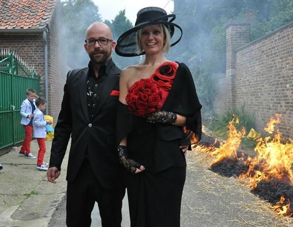 Eerste huwelijk voor burgemeester van Herstappe