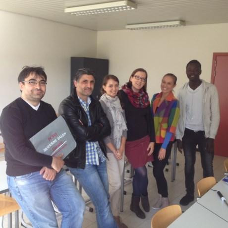 Anderstaligen succesvol in stoomcursus academisch Nederlands