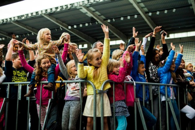15.000 feestgangers op Limburg Feest in Stayen