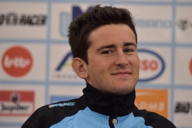 Tiesj Benoot jongste deelnemer op WK wielrennen bij elite