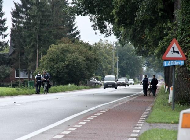 Klopjacht op inbrekers in Kinrooi: man opgepakt, kompaan nog voortvluchtig