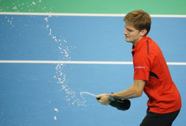 Davis Cup-finale wordt in Gent gespeeld: 'Onvergetelijk evenement!'
