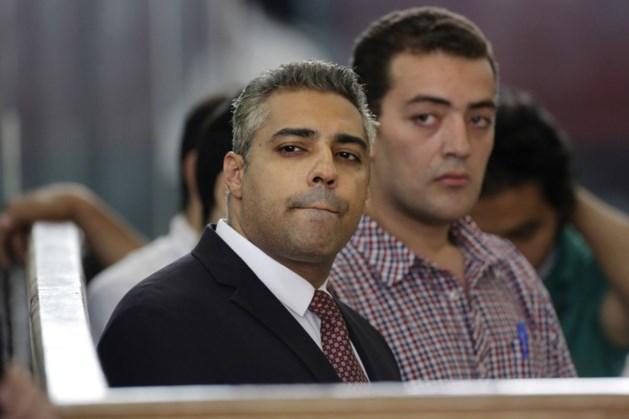 Egypte verleent twee journalisten Al-Jazeera gratie
