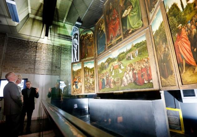 Rector Sint-Baafs: 'Grove historische fouten in boek over Lam Gods'