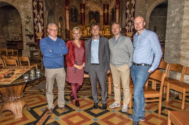 Sint-Martenkerk wordt decor voor wervelende modeshow