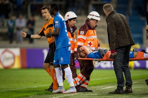 Zware blessure voor Julien Gorius? 'Hij heeft een krak gevoeld'