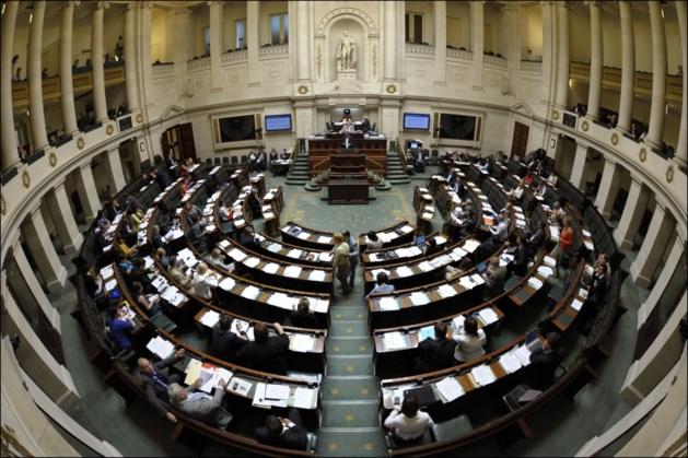 Bomalarm in federaal parlement