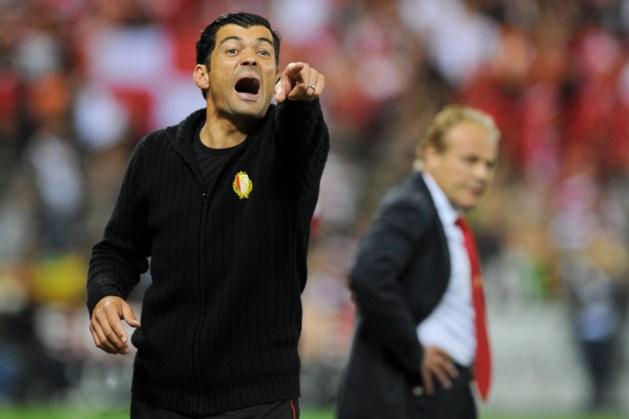 Ex-Gouden Schoen Sergio Conceiçao is nieuwe coach van Vitoria Guimaraes