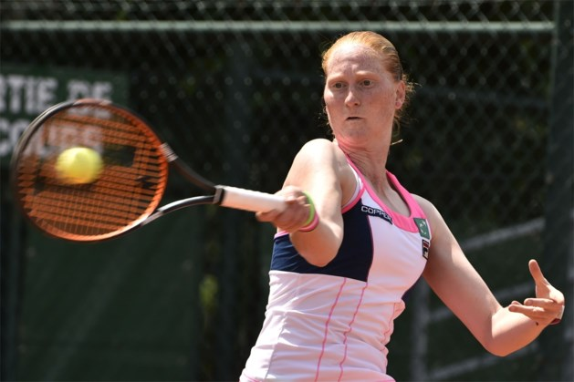 Alison Van Uytvanck knokt zich naar kwartfinales WTA Seoel