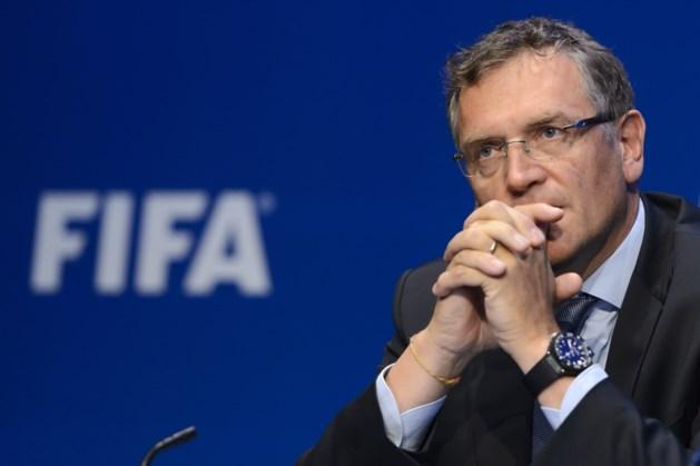 FIFA schorst secretaris-generaal Jerome Valcke na gesjoemel met tickets