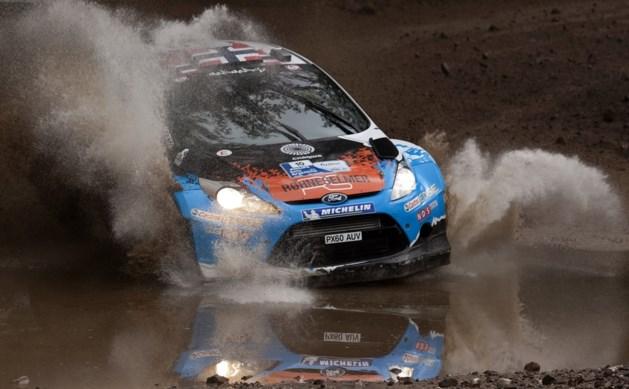 Mads Ostberg geeft forfait voor Rally van Australië