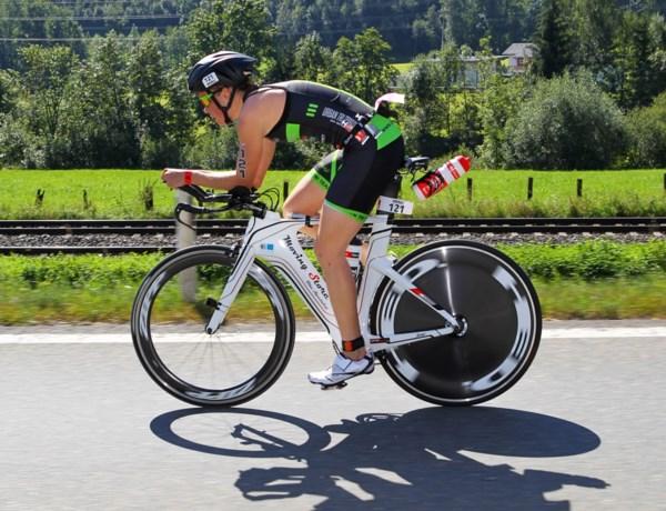 Alexandra Tondeur tweemaal tweede op triatlonmeeting Gérardmer