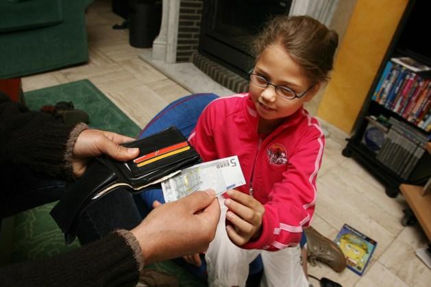 Zoveel zakgeld krijgt een Limburgs kind