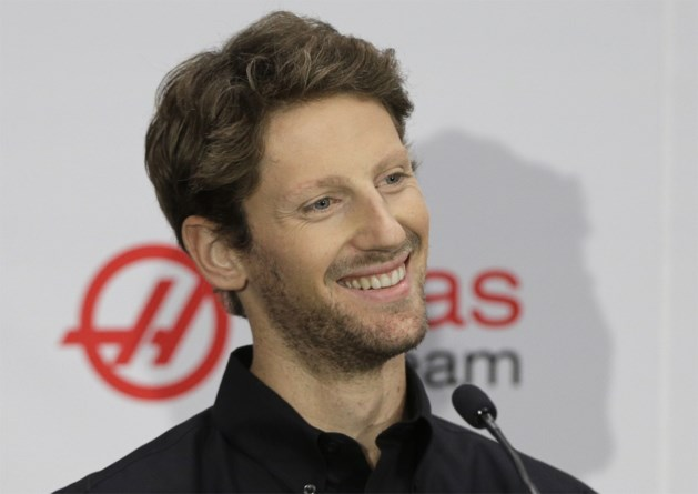 Nieuw F1-team Haas trekt Romain Grosjean aan