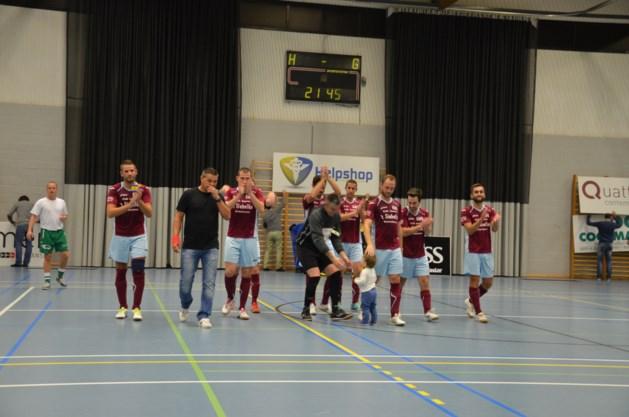 Zvk 't Siebelke verslaat Carolo Team Charleroi en bekert verder
