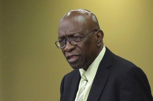 Jack Warner krijgt levenslange schorsing