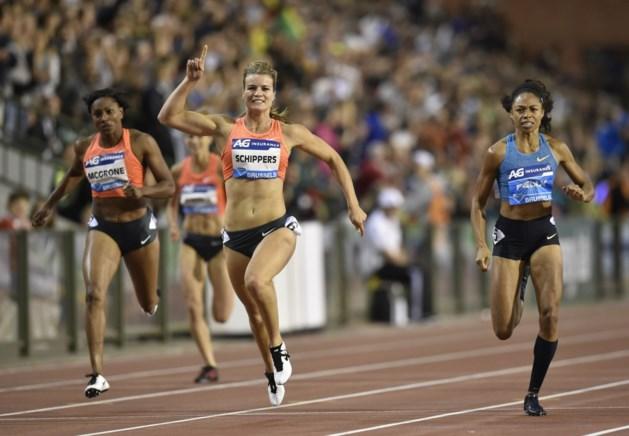 Dafne Schippers en Mo Farah maken kans op Golden Track