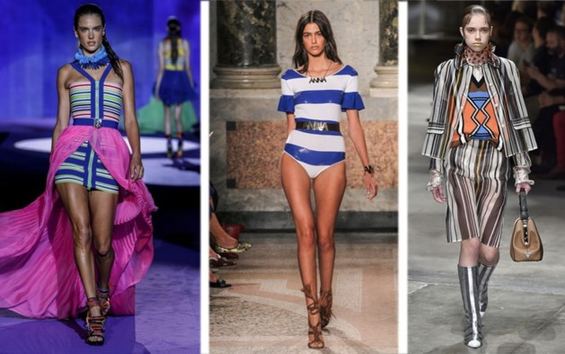 Zes trends vanop de modeweek in Milaan