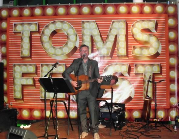 Derde editie van 'Toms Feest'