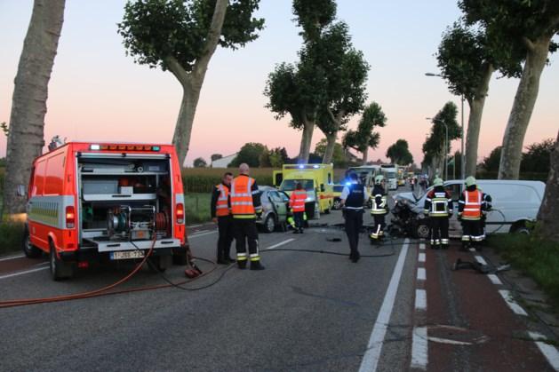 Dodelijk ongeval in Vliermaal
