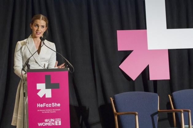 Emma Watson klaagt seksisme in Hollywood aan