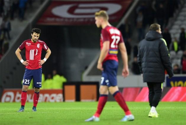Rijsel blijft op de sukkel in Frankrijk