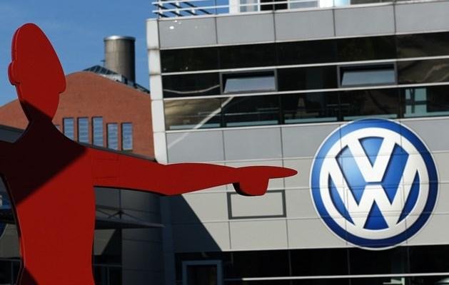 Volkswagen 28 miljard euro beurswaarde kwijt