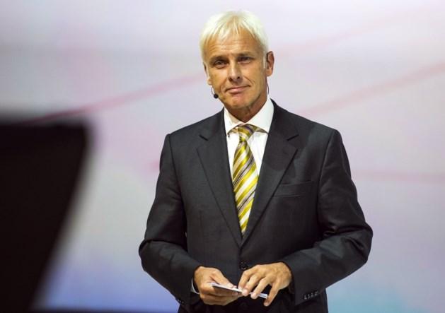 Dieselschandaal: verwachte nieuwe topman voor Porsche