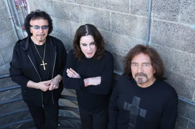 Black Sabbath eerste headliner voor Graspop
