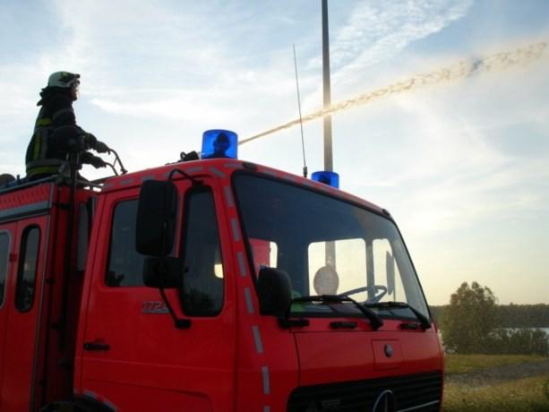 Brandweer voerde in 2013 elke drie minuten interventie uit