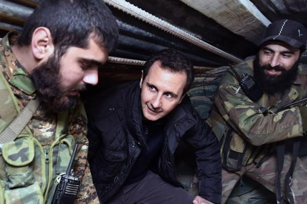 Frankrijk opent strafonderzoek tegen Assad voor oorlogsmisdaden
