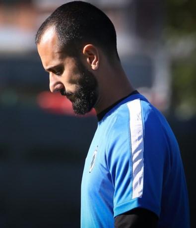 Geen Vazquez bij Club Brugge in Europa League