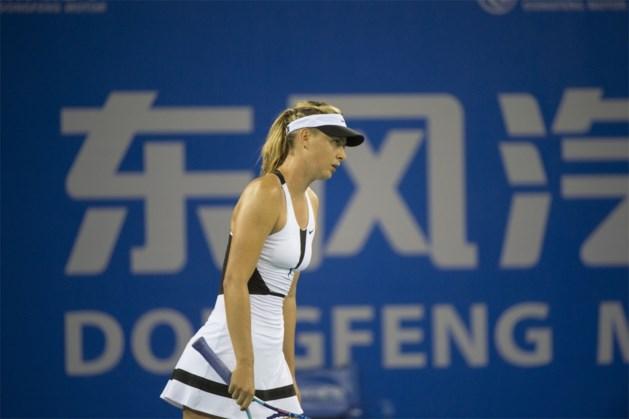 Titelverdedigster Sharapova speelt niet in Peking