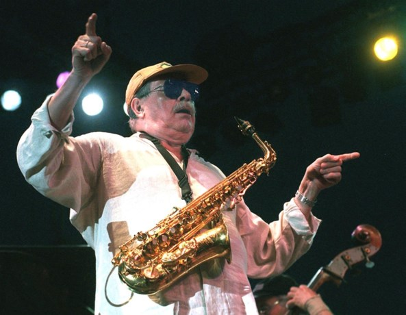 Saxofonist Phil Woods overleden