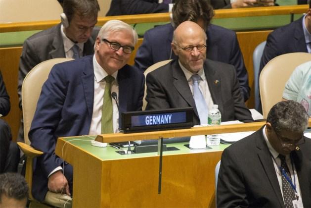 G7 en Golfstaten beloven 1,8 miljard aan VN-instellingen voor vluchtelingen