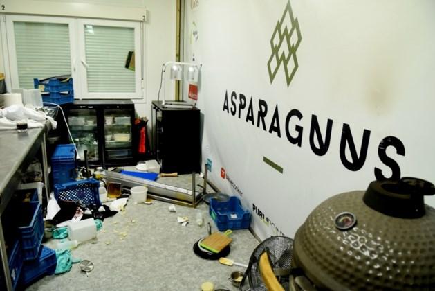 Verhaal Asparaguus in Versuz definitief voorbij