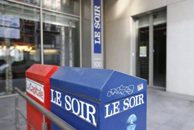 Websites van Le Soir en Sud Info slachtoffer van cyberaanval