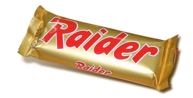 Terug naar 1991: Twix wordt (tijdelijk) weer 'Raider'