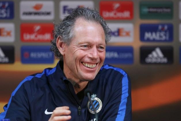 Michel Preud'homme: 'Midtjylland werkt op ander niveau dan wij'