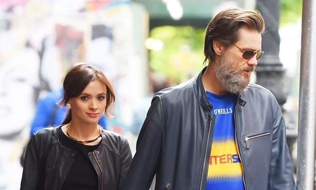 Jim Carrey reageert op dood van ex-vriendin