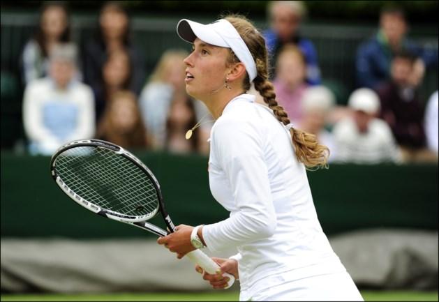 Bonaventure en Mertens stoten door in dubbelspel op ITF Victoria
